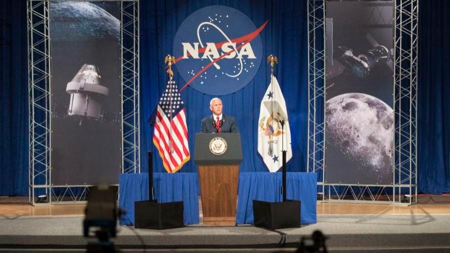 Misión Marte: EU planea construir la nave espacial más poderosa del orbe y que viajará a 7 millas por segundo