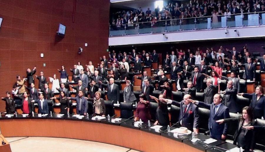 Sesión Constitutiva del 29 de Agosto de 2018