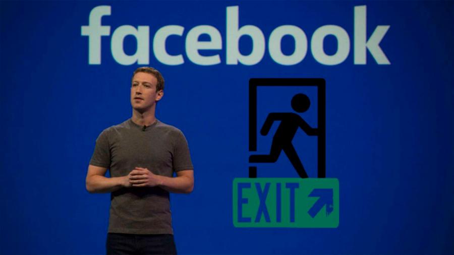 """Rebelión en Facebook: el ala conservadora, en contra de su """"intolerante cultura"""""""