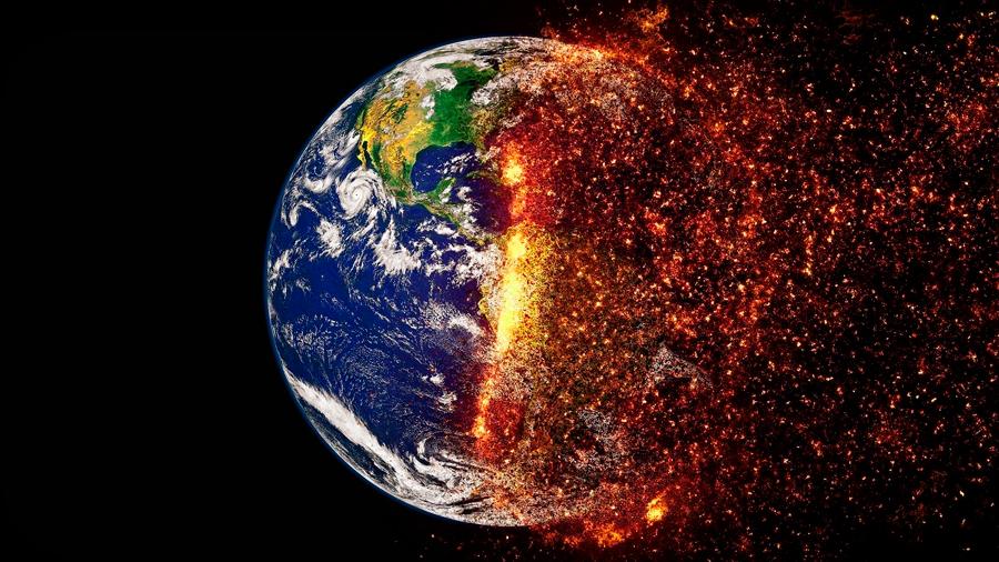 Expertos avisan de que la Tierra podría alcanzar un 'punto de no retorno' para 2035 si no se frena el cambio climático