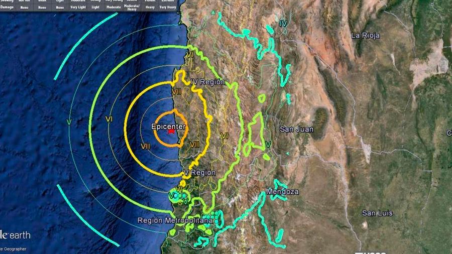 Google y Harvard apuestan por la Inteligencia Artificial para lograr predecir sismos
