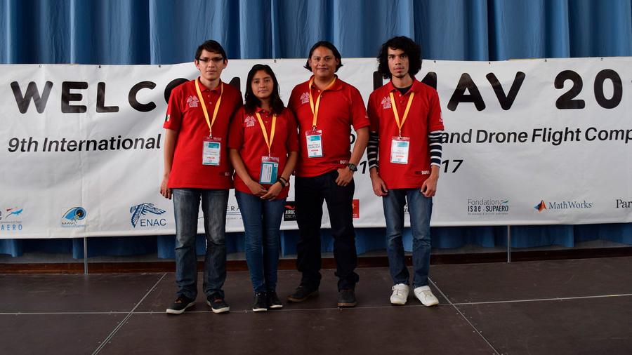 Reconoce Universidad de Bristol a científico mexicano por su diseño de drones autónomos