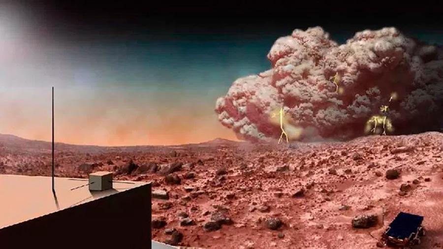 Científicos de NASA listos para volver a escuchar a Opportunity tras tormenta de polvo del 10 de junio