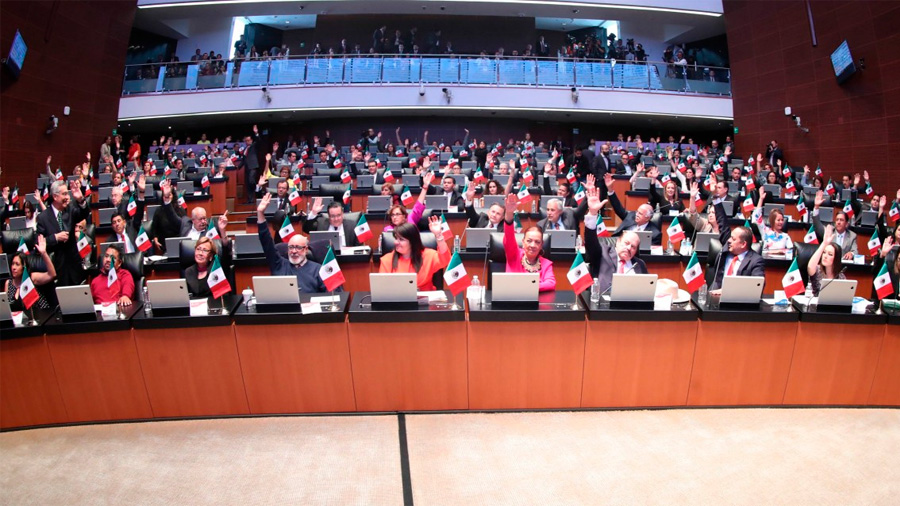 Senado aprueba por unanimidad plan de austeridad