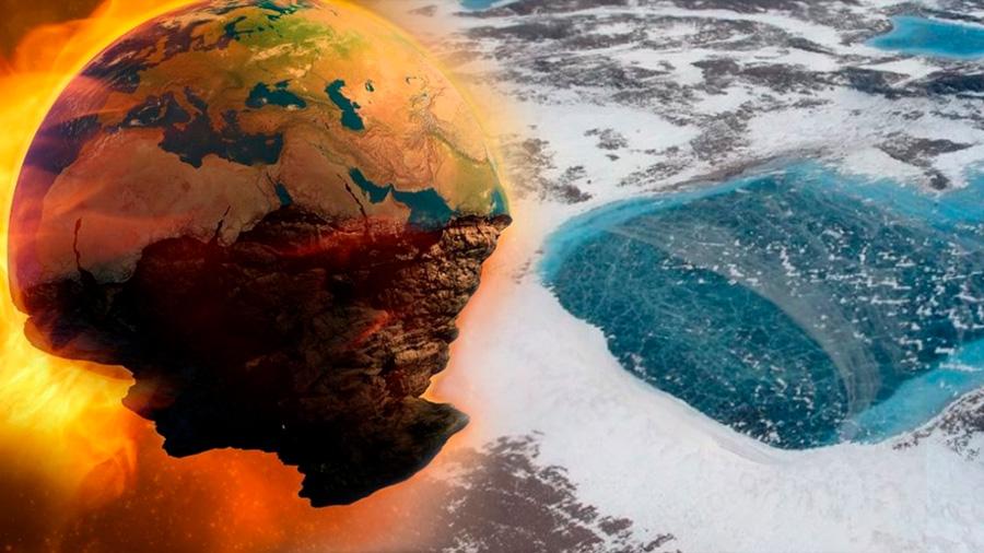 Descubren una bomba de relojería bajo el Ártico