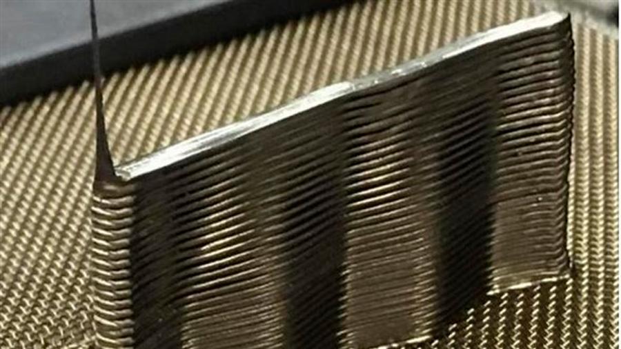 Solución al reto de imprimir objetos metálicos en 3D