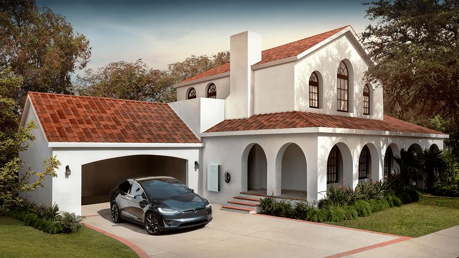 Tesla comienza a instalar sus tejas solares en hogares estadunidenses