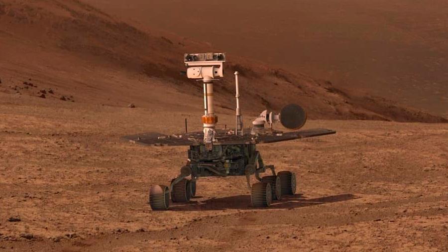 El ultimátum de la NASA al rover Opportunity: 45 días para su resurrección