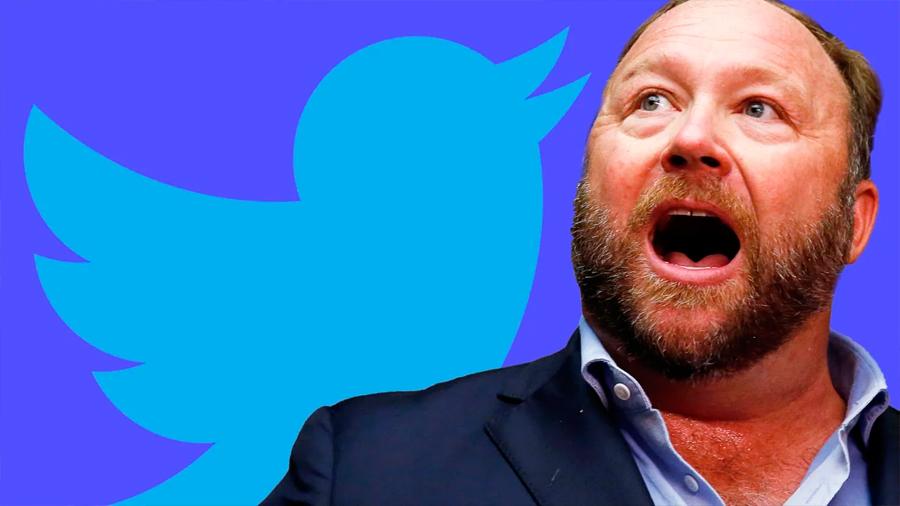 Twitter cancela las cuentas de un locutor ultraconservador de EU por incitar al odio