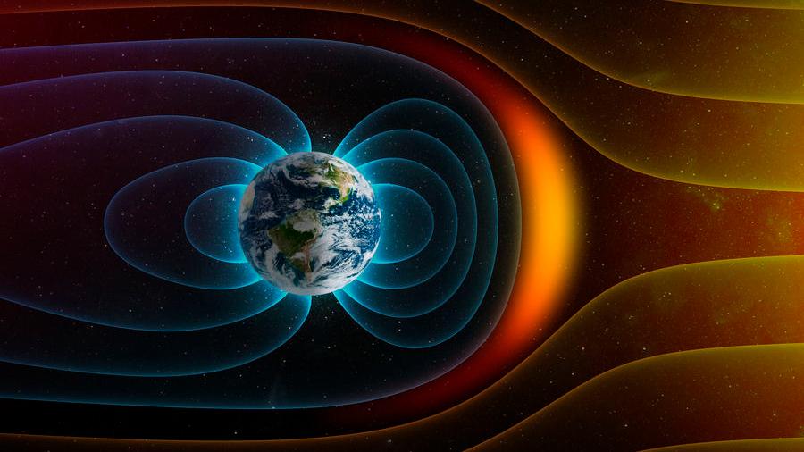 Logran prueba directa del proceso que forma el campo magnético terrestre