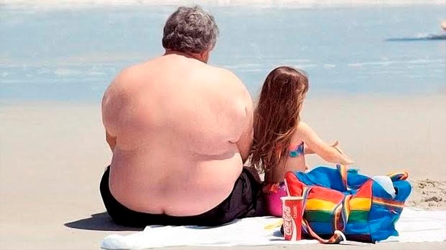 Descubren los niños heredan la grasa mala de los padres y la buena de sus madres