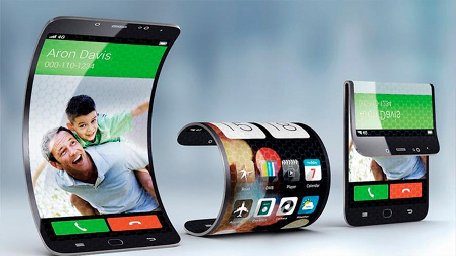 """A la vista """"celulares flexibles"""": los gigantes de la telefonía se aprestan a la lucha por ellos"""