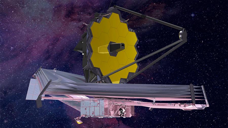 El telescopio JWST será capaz de encontrar vida fuera de la Tierra
