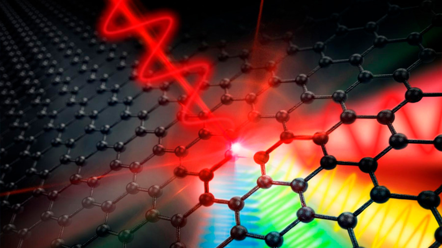 El grafeno habilita señales electrónicas en el rango de terahercios, una ambición de la industria