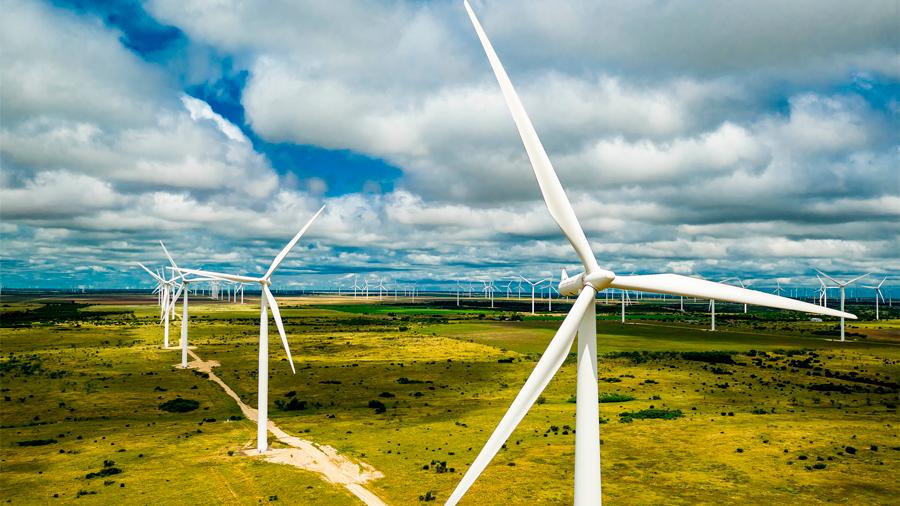 Un parque eólico en Marruecos, la solución energética para el Bitcoin