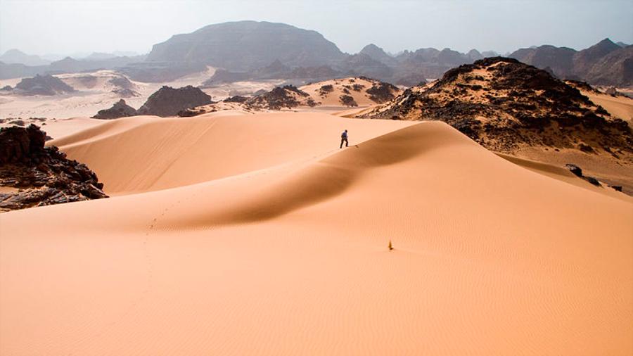 Así es el increíble plan de unos científicos para que llueva en el Sáhara