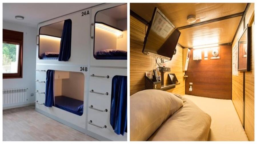 Crean casas colmena en España: pisos de tres metros cuadrados por 250 euros al mes