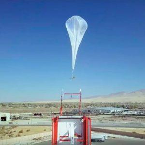 El nuevo hito de Loon: enviar señal de internet a 1,000 kilómetros de distancia