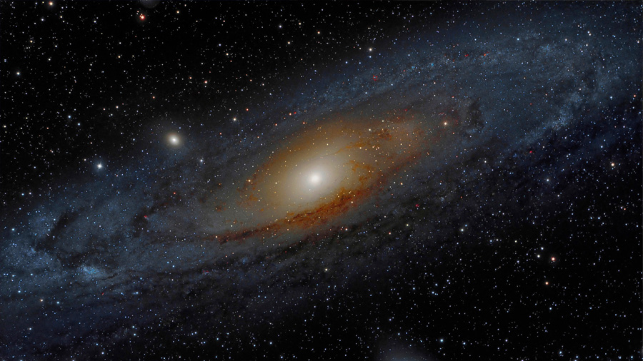 Revitalizan una teoría de la gravedad que no precisa materia oscura