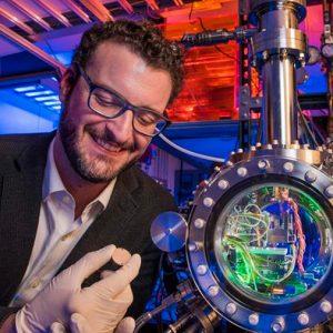 Nicolás Argibay, el uruguayo que fue investigador principal para crear el metal más resistente del orbe