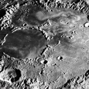 Descubren el origen de los enigmáticos remolinos que se encuentran sobre la superficie de la Luna