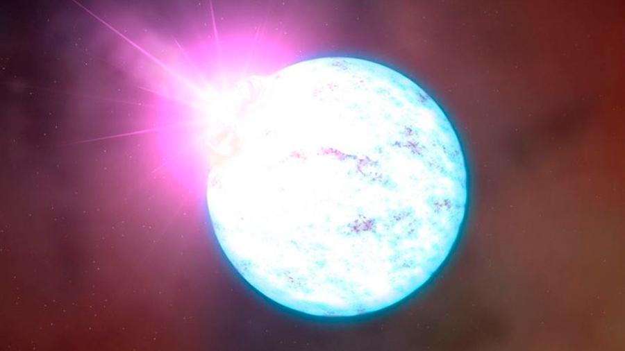La pasta de las estrellas de neutrones, lo más duro del Universo