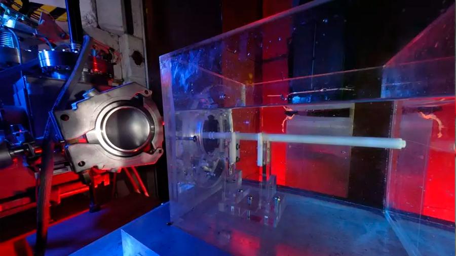 Observan en el antihidrógeno un fenómeno típico del hidrógeno
