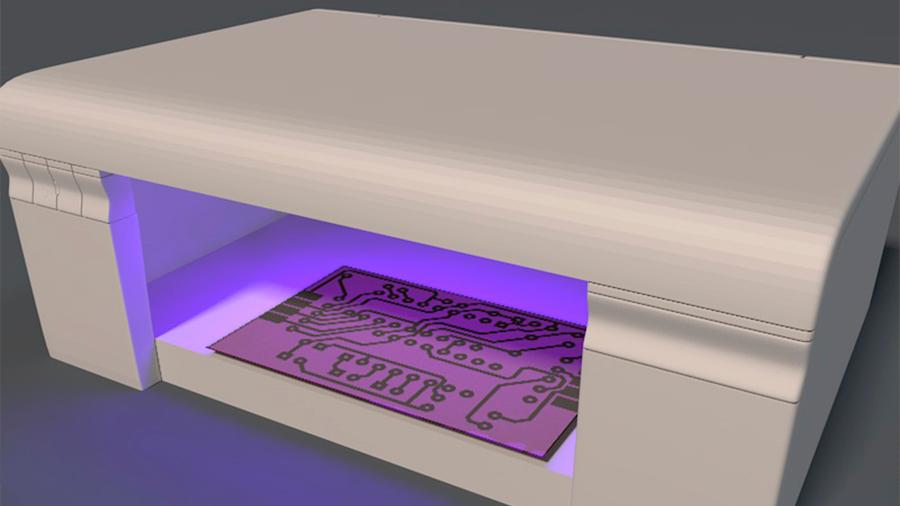 Creadas tintas que se convierten en circuitos electrónicos