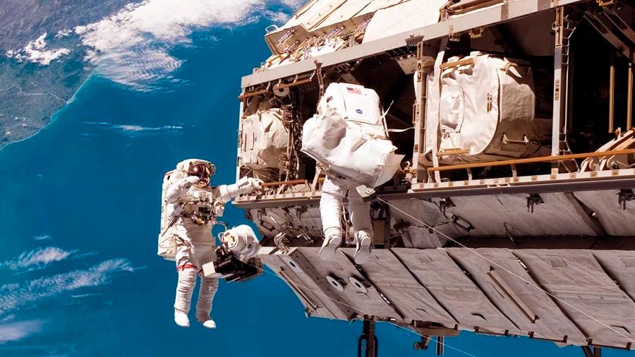 Una gravedad terrestre palía el deterioro de visión en astronautas