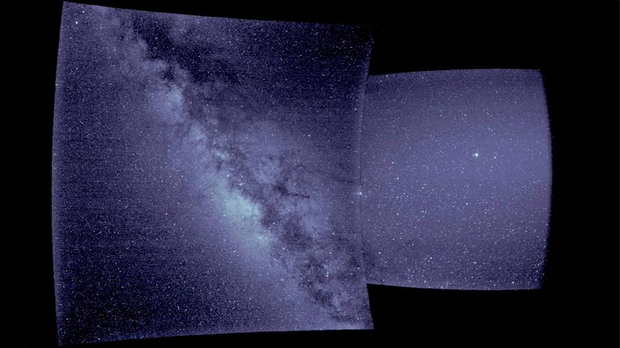 Primeras imágenes y datos de la misión de la NASA al Sol