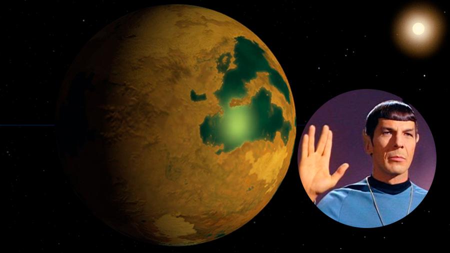 """""""Larga vida y prosperidad"""", investigadores descubren el planeta Vulcano"""