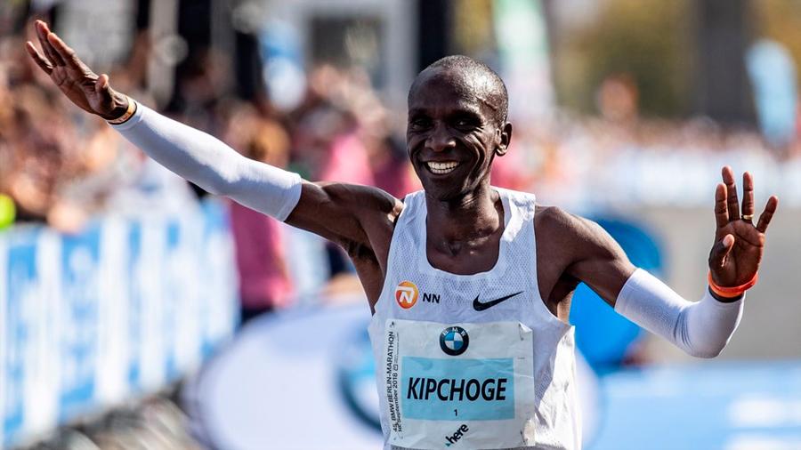 Los secretos de Eliud Kipchoge para correr más rápido que nadie