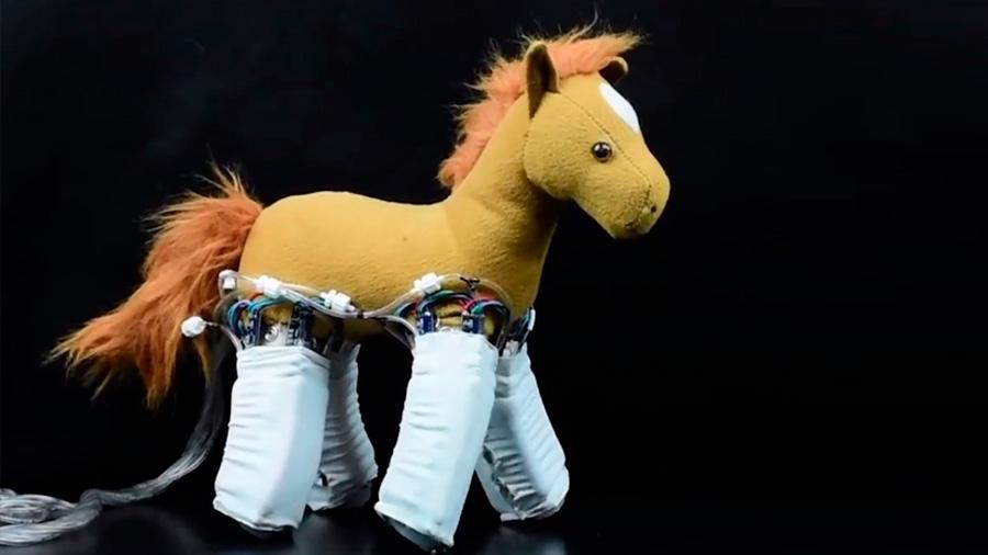 'Pieles robóticas' convierten objetos cotidianos en robots