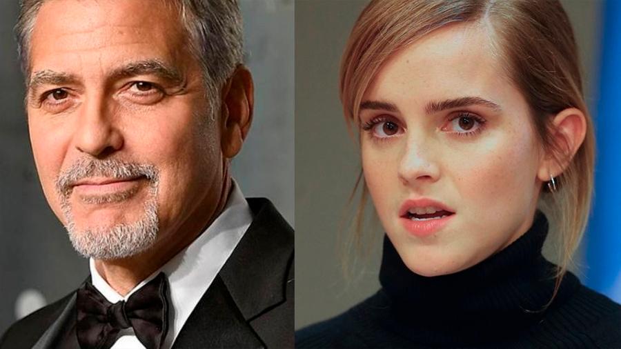 Postura de George Clooney o Emma Watson sobre teoría de la evolución tiene más impacto que la de maestros de biología