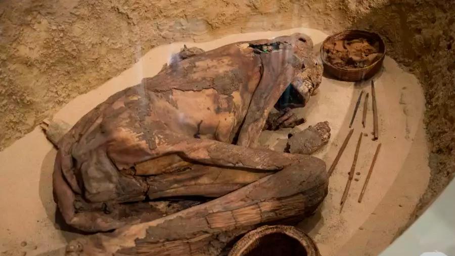 Las técnicas egipcias de momificación son más antiguas de lo creído: datan de 3700 a 3500 a.C
