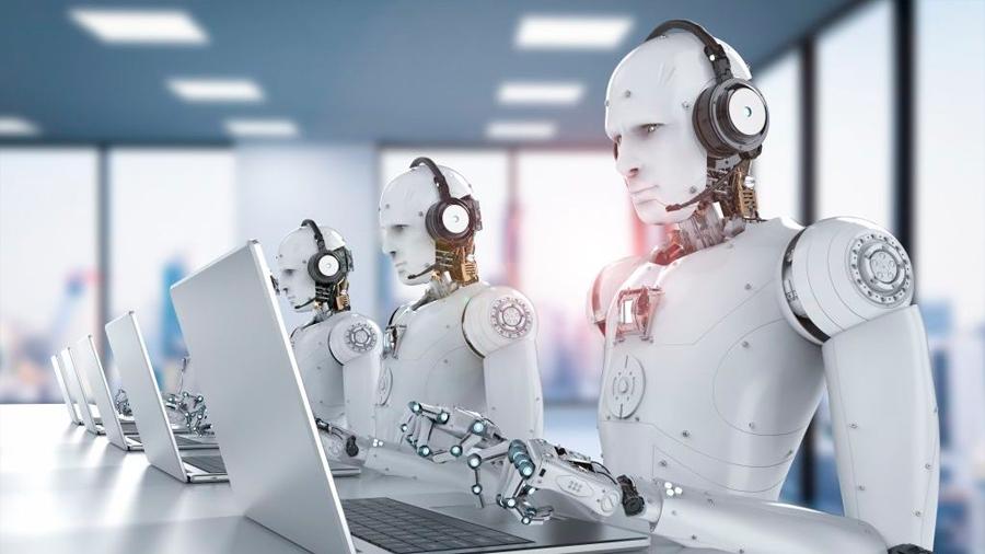 Un robot no solo te quitará el trabajo. También te hará la entrevista