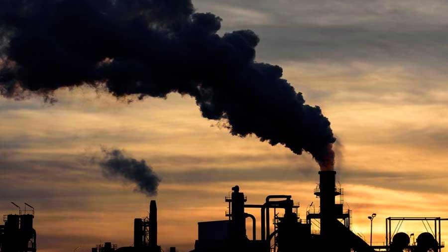 Descubren un nuevo método para capturar CO2 del aire