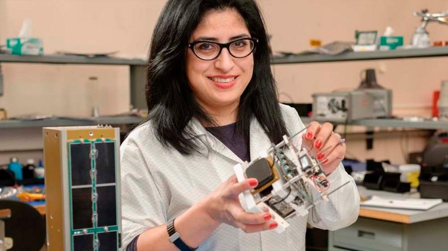 Ali Guarneros Luna, ingeniera mexicana de la NASA cuya misión será llevar la realidad virtual al espacio