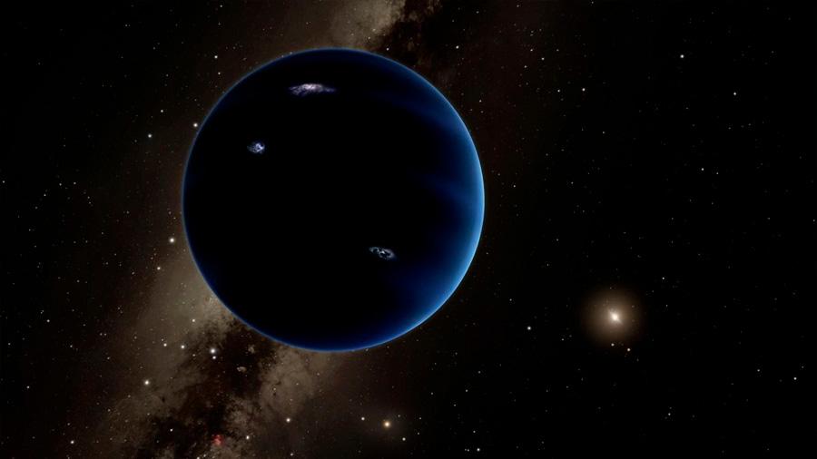 Astrónomos develan la existencia de un planeta enano en nuestro sistema solar
