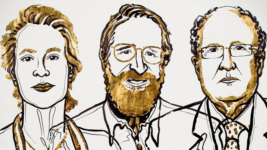 Nobel de Química a los domadores del poder de la evolución