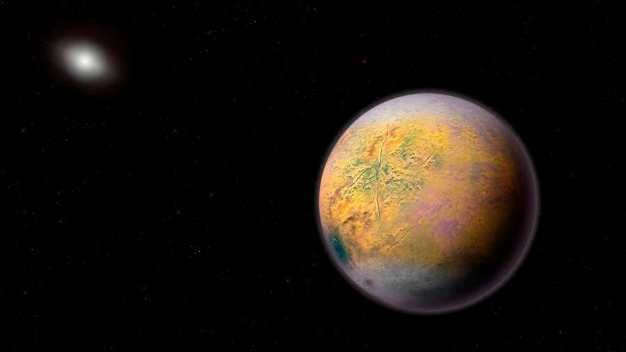 Nuevo objeto en el confín del Sistema Solar avala el Planeta Nueve