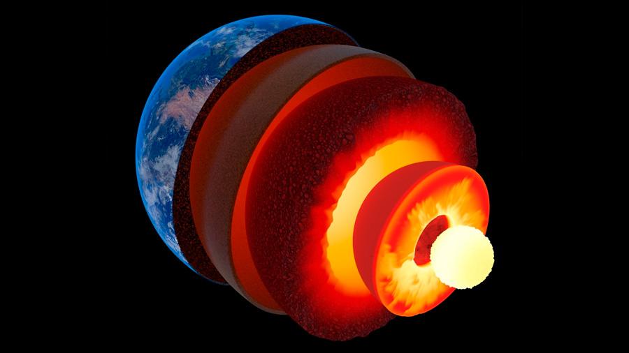 Identifican una llave del motor tectónico de la Tierra