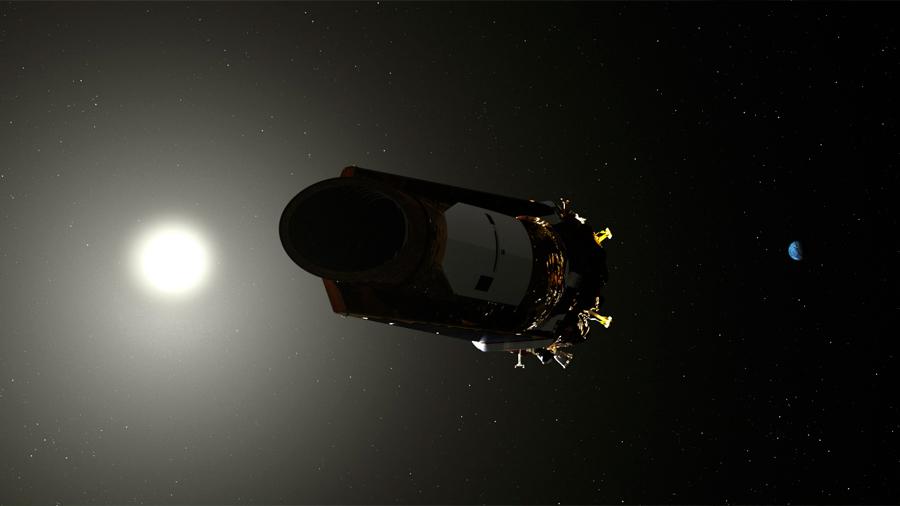 La NASA apura las últimas capacidades de la misión Kepler
