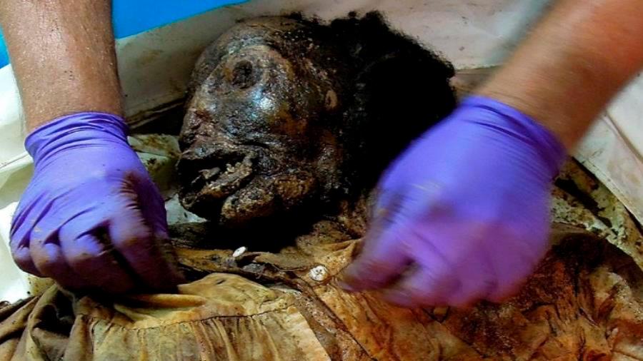 Revelan el misterio del cuerpo momificado que fue hallado hace 7 años en NY