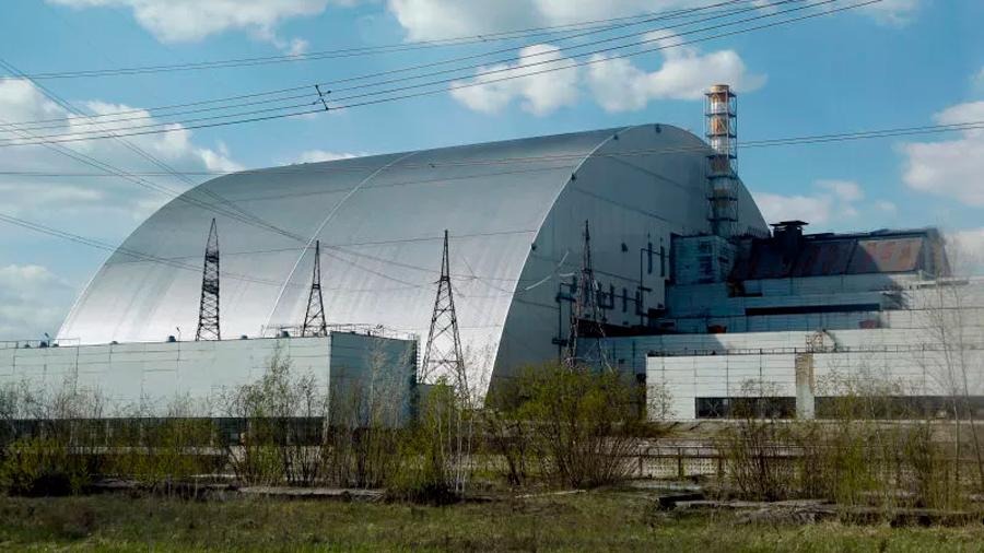 Ucrania encontró el uso perfecto para el suelo radiactivo de Chernóbil
