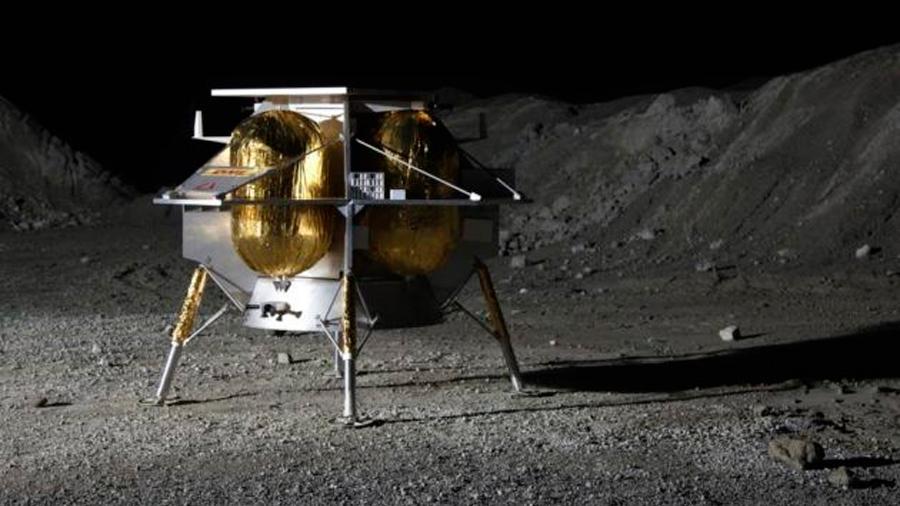 Se prepara el envío de una cápsula del tiempo en ADN a la Luna en 2020