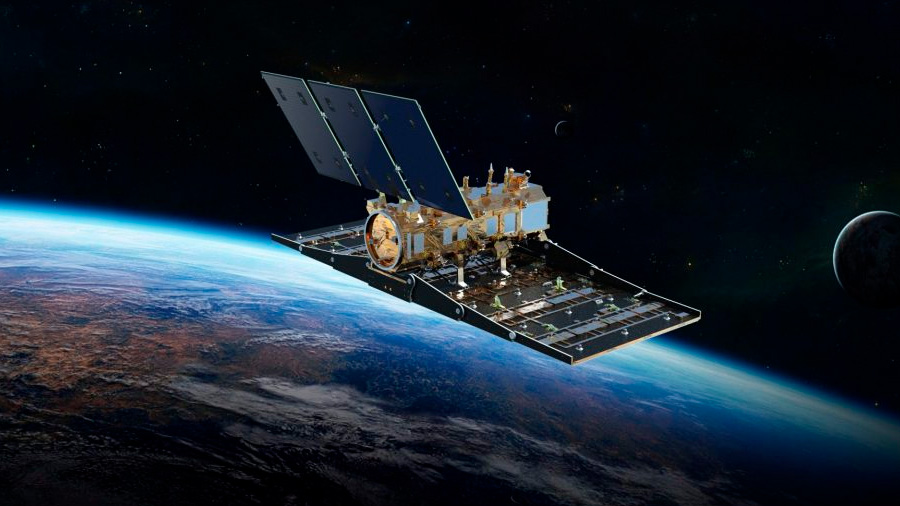 El satélite argentino Saocom 1A ya está en órbita y ahora lo monitorean desde Córdoba