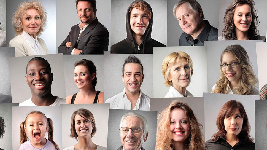 Los humanos pueden reconocer 5 mil rostros: estudio