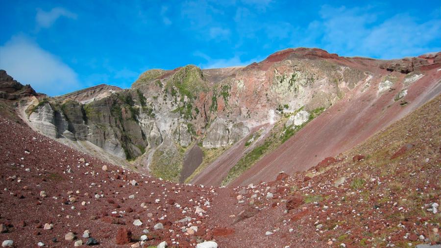 Desvelan cómo surgen los sistemas de magma que nutren supererupciones