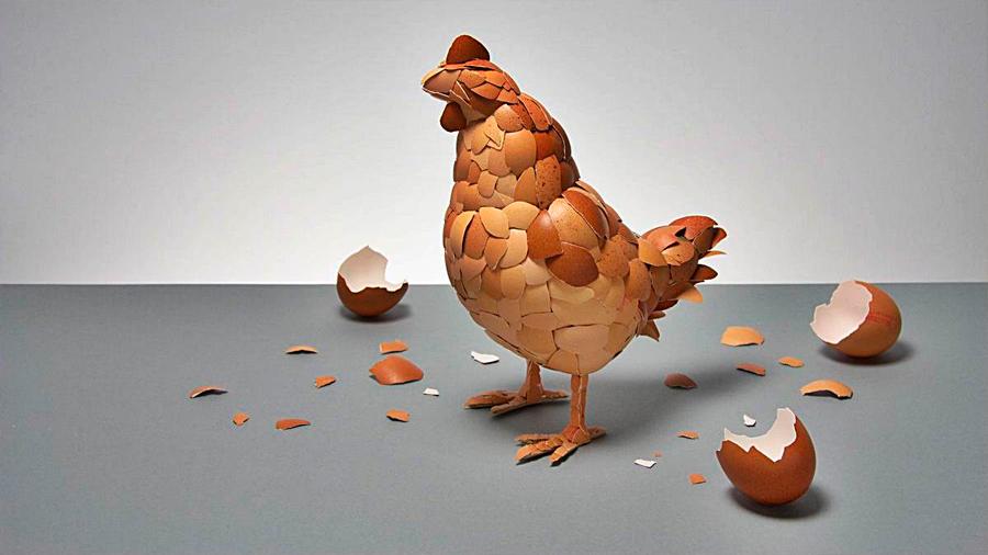 ¿Qué fue primero, el huevo o la gallina? Esta es la respuesta de la física cuántica